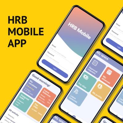 #1: HRB Mobile App